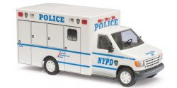 Ford E-350 NYPD