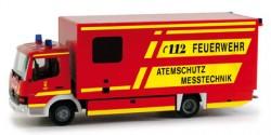 Mercedes Benz Atego Koffer-LKW Atemschutz-Messtechnik Feuerwehr München