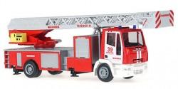 Iveco Magirus DLK 32 Feuerwehr Moskau