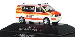 VW T5 NEF DRK Kreisverband Stade