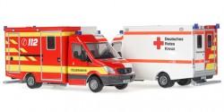 Mercedes Benz Sprinter RTW DRK / Feuerwehr