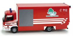 Mercedes Benz Atego GW Umweltschutz Feuerwehr Bremen