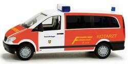 Mercedes Benz Vito NEF Feuerwehr Hagen
