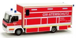 Mercedes Benz Atego Koffer-LKW Atemschutz Feuerwehr Düsseldorf