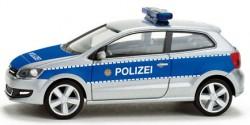 VW Polo Polizei Berlin