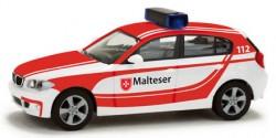 BMW 1er Malteser Bluttransporte München