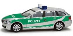 BMW 5er Touring Polizei Bayern