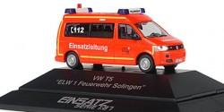 VW T5 ELW Feuerwehr Solingen
