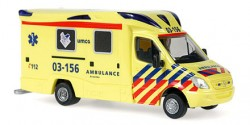 Mercedes Benz Sprinter Tigis Ergo Ambulance Drenthe