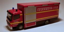 Mercedes Benz Atego GW-U-1 Feuerwehr Castrop-Rauxel