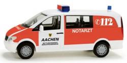 Mercedes Benz Vito NEF Feuerwehr Aachen