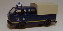 VW T3 Pritsche/Plane THW Salzgitter