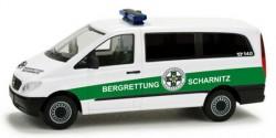 Mercedes Benz Vito Bergrettung Scharnitz