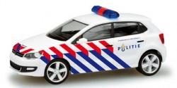 VW Polo Polizei Niederlande