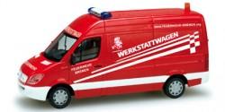 Mercedes Benz Sprinter Werkstattwagen Feuerwehr Bremen