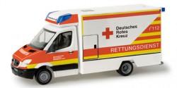 Mercedes Benz Sprinter RTW Rettungsdienst Stade