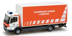 Mercedes Benz Atego Koffer-LKW Logistik Feuerwehr Essen