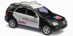 Mercedes Benz M-Klasse Beverly Hills Police D.A.R.E.