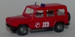 Mercedes Benz G-Modell VRW Feuerwehr