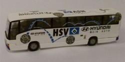 Mercedes Benz O 404 RHD Mannschaftsbus HSV 1995-1996