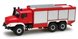 Mercedes Benz Zetros RW Feuerwehr