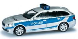 BMW 5er Touring Polizei Hamburg