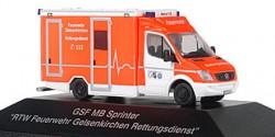 Mercedes Benz Sprinter GSF RTW Feuerwehr Gelsenkirchen