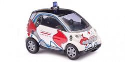 Smart Fortwo Coupe Feuerwehr & Zivilschutz Luxemburg