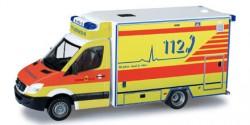 Mercedes Benz Sprinter RTW Rettungsdienst Feuerwehr Frechen