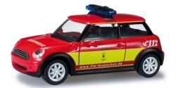 Mini Cooper Feuerwehr München