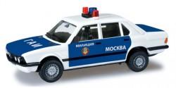 BMW 5er Polizei Russland