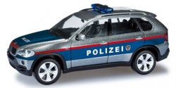 BMW X5 Polizei Österreich