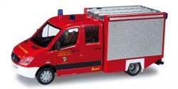 Mercedes Benz Sprinter TSF Feuerwehr Kranenburg
