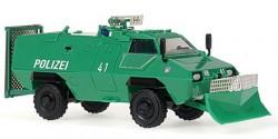 Sonderwagen 4 Thyssen TM-170 Bereitschaftspolizei Nürnberg