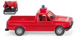 VW Caddy Feuerwehr