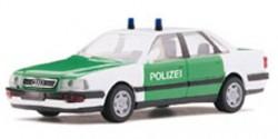 Audi V8 Polizei