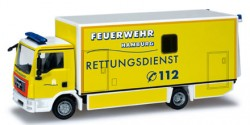 MAN TGL S-RTW Feuerwehr Hamburg