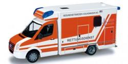VW Crafter RTW Volkswagen Gesundheitsdienst