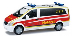 Mercedes Benz Vito NEF Feuerwehr Heinsberg