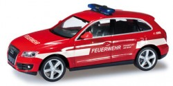 Audi Q5 ELW Feuerwehr Frankfurt