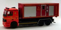 Mercedes Benz Actros WLF AB Dekontamination Feuerwehr Hamburg