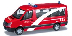 VW Crafter MTF Feuerwehr Berlin
