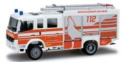 Mercedes-Benz Atego HLF 20/16 Feuerwehr Wolfsburg