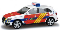 Audi Q5 ELW Feuerwehr Metzingen