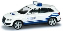 Audi Q5 THW Pfaffenhofen