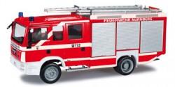 MAN TGM HLF 20/16 Feuerwehr Nürnberg
