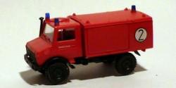 Mercedes Benz Unimog Feuerwehr
