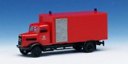 MAN 750L Gerätewagen Feuerwehr