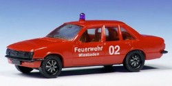 Opel Rekord E ELW Feuerwehr Wiesbaden