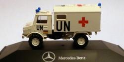 Mercedes Benz Unimog UN